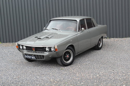1970 Rover P6 Series 1 3.9 ltr 5-speed manual LHD For Sale (picture 6 of 6)