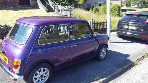 1996 Rover Mini Equinox Sold Car And Classic