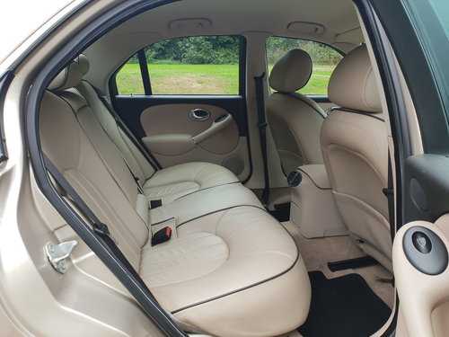 Rover 75 Connoisseur.. 2.0 V6.. Auto.. Low Miles.. Bargain.. SOLD (picture 4 of 6)