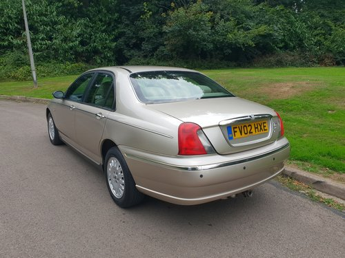 Rover 75 Connoisseur.. 2.0 V6.. Auto.. Low Miles.. Bargain.. SOLD (picture 6 of 6)