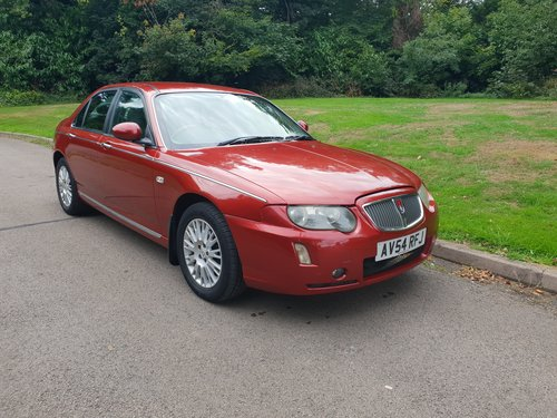 2004 Rover 75 Connoisseur SE CDTi..  Bargain to Clear.. SOLD (picture 1 of 6)