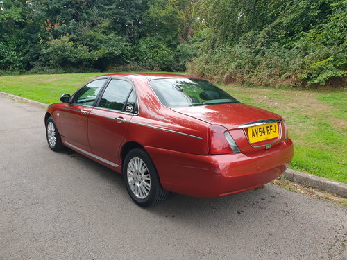 2004 Rover 75 Connoisseur SE CDTi..  Bargain to Clear.. SOLD (picture 6 of 6)