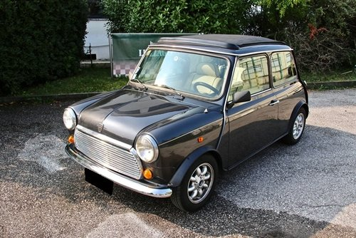 1994 ROVER MINI CLASSIC 35TH ANNIVERSARY 1 OF 1200 BUILT ASI OMOL SOLD (picture 1 of 6)