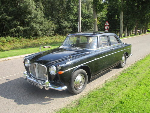 1966 Rover P5 3 Litre Auto Saloon SOLD (picture 2 of 6)