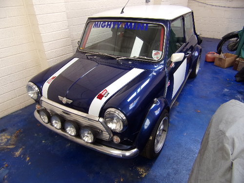 1990 Rover Mini Cooper For Sale (picture 2 of 6)