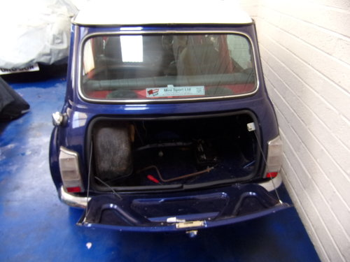 1990 Rover Mini Cooper For Sale (picture 4 of 6)