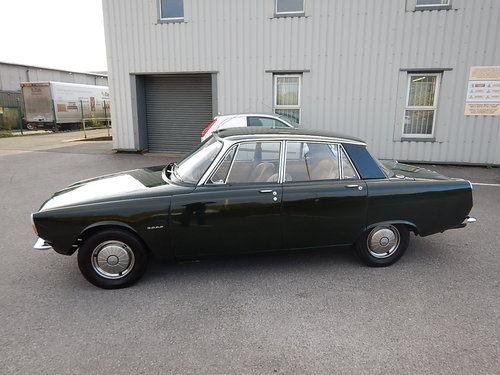 1967 ROVER P6 Series One 2000 Automatic  SOLD (picture 1 of 6)