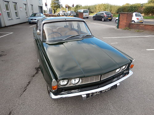 1967 ROVER P6 Series One 2000 Automatic  SOLD (picture 2 of 6)