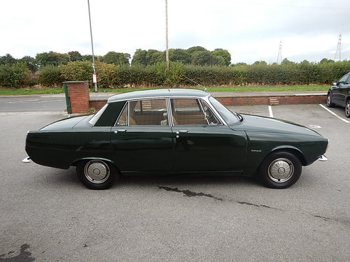 1967 ROVER P6 Series One 2000 Automatic  SOLD (picture 3 of 6)