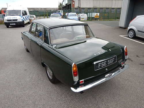 1967 ROVER P6 Series One 2000 Automatic  SOLD (picture 4 of 6)