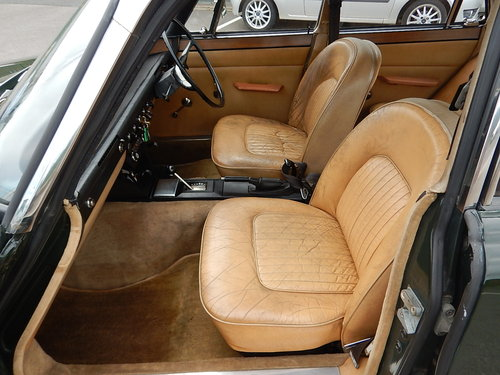 1967 ROVER P6 Series One 2000 Automatic  SOLD (picture 5 of 6)