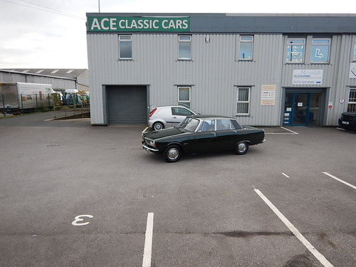 1967 ROVER P6 Series One 2000 Automatic  SOLD (picture 6 of 6)