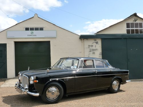 1964 Rover 3.0 litre Mk11 Coupe, SOLD SOLD (picture 1 of 6)