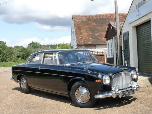 1964 Rover 3.0 litre Mk11 Coupe, SOLD SOLD (picture 4 of 6)