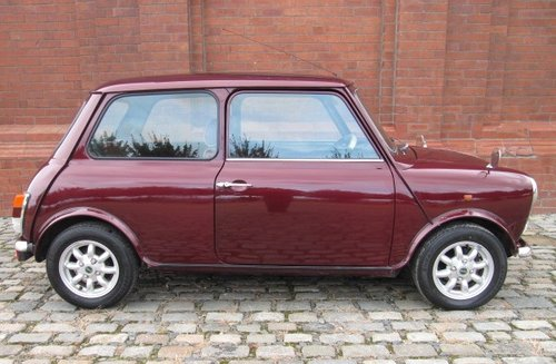 2000 ROVER MINI RARE COOPER CLASSIC MINI 40TH ANNIVERSARY EDITION For Sale (picture 2 of 6)