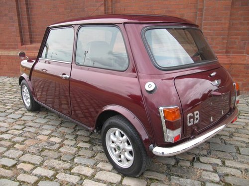 2000 ROVER MINI RARE COOPER CLASSIC MINI 40TH ANNIVERSARY EDITION For Sale (picture 3 of 6)