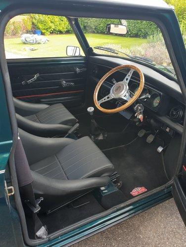 1991 classic Rover Mini Cooper For Sale (picture 5 of 6)