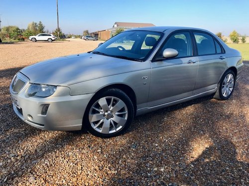 2005 ROVER 75 2.5 V6 CONTEMPORARY SE AUTOMATIC SALOON For Sale (picture 1 of 6)