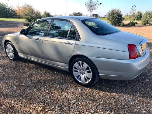 2005 ROVER 75 2.5 V6 CONTEMPORARY SE AUTOMATIC SALOON For Sale (picture 2 of 6)