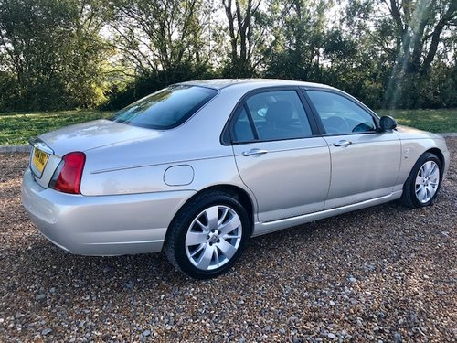 2005 ROVER 75 2.5 V6 CONTEMPORARY SE AUTOMATIC SALOON For Sale (picture 3 of 6)