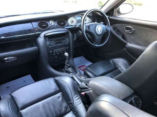 2005 ROVER 75 2.5 V6 CONTEMPORARY SE AUTOMATIC SALOON For Sale (picture 6 of 6)