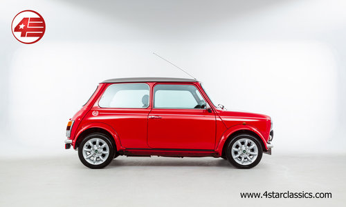 2001 Mini Cooper Sport 500 /// 1 Owner /// 470 Miles From New! For Sale (picture 2 of 6)