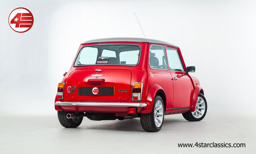 2001 Mini Cooper Sport 500 /// 1 Owner /// 470 Miles From New! For Sale (picture 3 of 6)