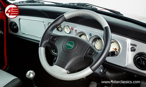 2001 Mini Cooper Sport 500 /// 1 Owner /// 470 Miles From New! For Sale (picture 5 of 6)