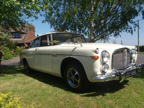 1972 Rover P5B Coupe 3.5 litre V8 Automatic SOLD (picture 1 of 6)