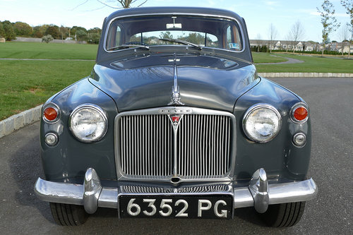 1963 Rover P4 4DSD For Sale (picture 1 of 6)