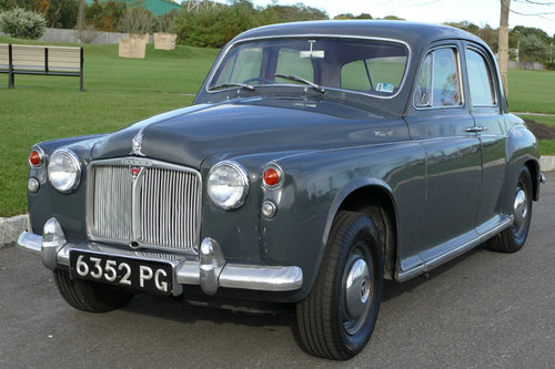 1963 Rover P4 4DSD For Sale (picture 3 of 6)