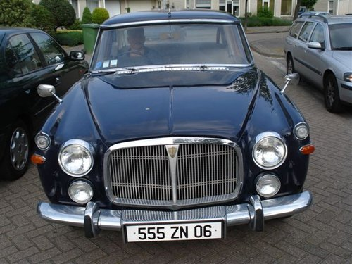 1972 Rover P5B Saloon Admiralty Blue For Sale (picture 2 of 5)