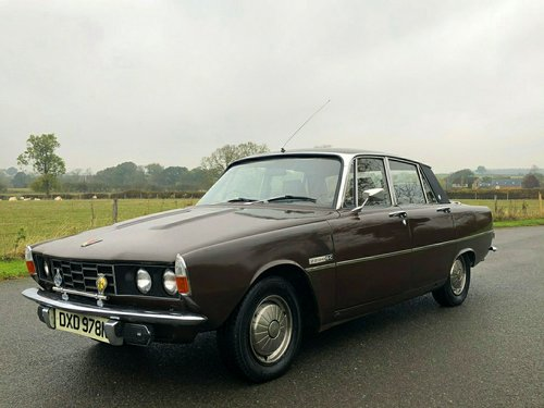 1974 Rover P6 2200 SC SOLD (picture 1 of 6)