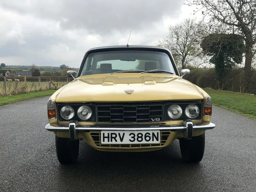1975 Rover P6 3500 SOLD (picture 2 of 6)