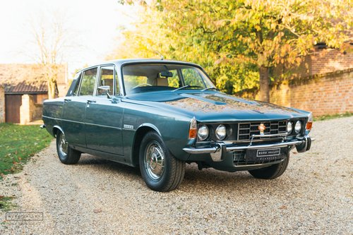 1976 Rover P6 3500 VIP - Comprehensive Restoration, stunning! For Sale (picture 1 of 6)
