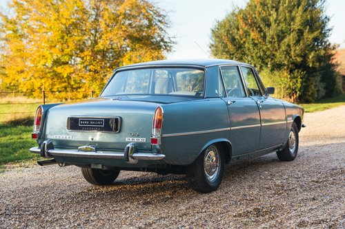 1976 Rover P6 3500 VIP - Comprehensive Restoration, stunning! For Sale (picture 2 of 6)