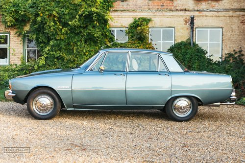 1976 Rover P6 3500 VIP - Comprehensive Restoration, stunning! For Sale (picture 3 of 6)
