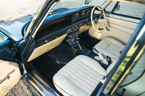 1976 Rover P6 3500 VIP - Comprehensive Restoration, stunning! For Sale (picture 6 of 6)