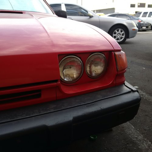 1980 Rover SD1 Series 1 3500 NADA (LHD) For Sale (picture 1 of 6)