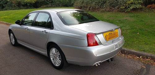 2005/55.. Rover MG ZT+ CDTi 135.. Bargain.  SOLD (picture 6 of 6)