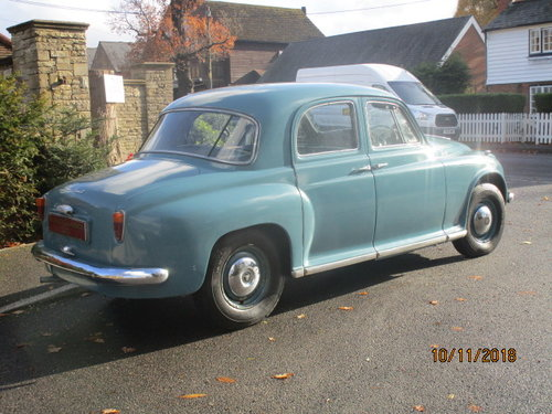 1955 Rover P4 90 Saloon (Card Payments Accepted) SOLD (picture 3 of 6)