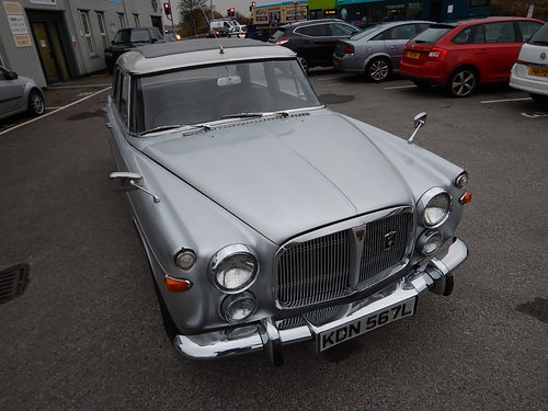 1972 ROVER P5b 3.5 Litre V8 Automatic Saloon ~  SOLD (picture 2 of 6)