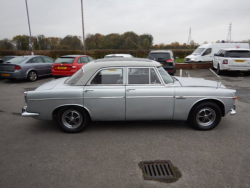 1972 ROVER P5b 3.5 Litre V8 Automatic Saloon ~  SOLD (picture 3 of 6)
