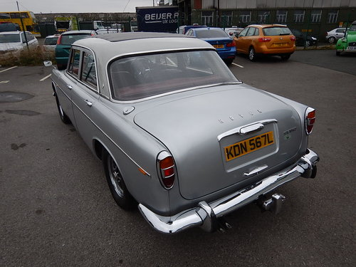 1972 ROVER P5b 3.5 Litre V8 Automatic Saloon ~  SOLD (picture 4 of 6)