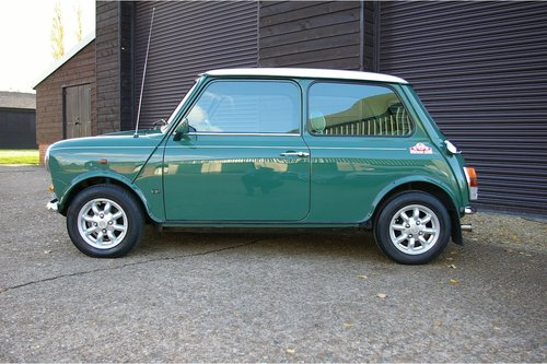 1996 Mini Cooper 1.3i 35th Anniversary LE (33,151 miles) SOLD (picture 1 of 6)