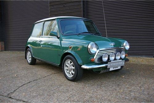 1996 Mini Cooper 1.3i 35th Anniversary LE (33,151 miles) SOLD (picture 2 of 6)