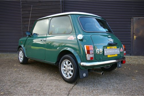 1996 Mini Cooper 1.3i 35th Anniversary LE (33,151 miles) SOLD (picture 3 of 6)
