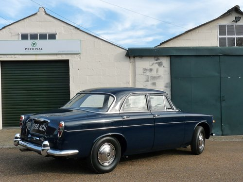 1962 Rover 3.0 litre Mk1a, 16,000 miles, Sold SOLD (picture 2 of 6)