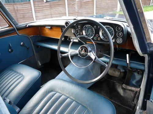 1962 Rover 3.0 litre Mk1a, 16,000 miles, Sold SOLD (picture 3 of 6)