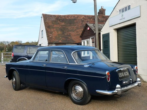 1962 Rover 3.0 litre Mk1a, 16,000 miles, Sold SOLD (picture 6 of 6)
